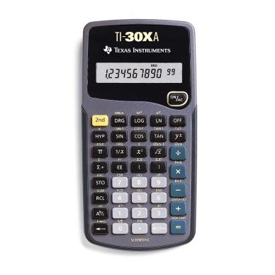 Miniräknare teknisk Texas TI-30 XA