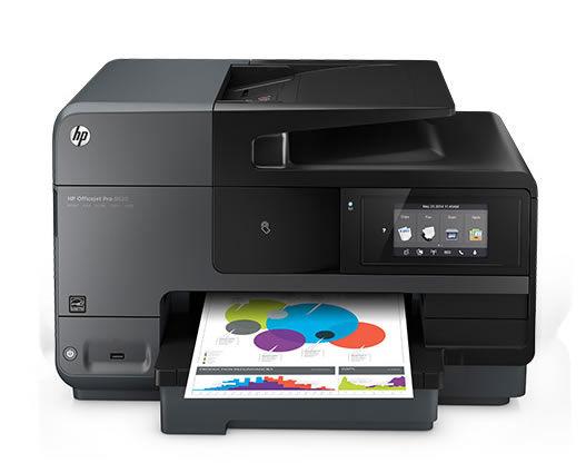 Hp Officejet Pro 8600 Bl 228 Ckpatroner Och Fotopapper Inkclub