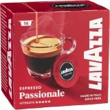Lavazza Espresso Appassionatamente kaffekapslar, 16 port