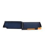 Evoke powerbank med solceller 10000 mAh