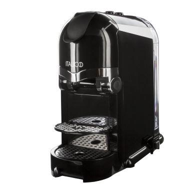 inkClub Italico Mivita kaffemaskine til kaffekapsler, sort