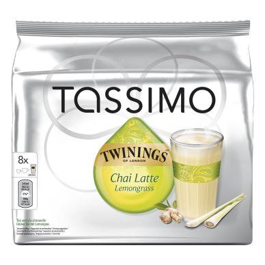 Tassimo Tassimo Chai Latte Lemongrass 8 port.