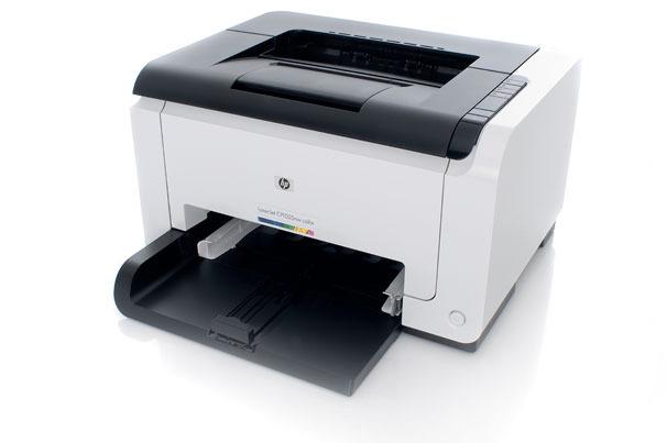HP — LaserJet Pro CP1025nw
