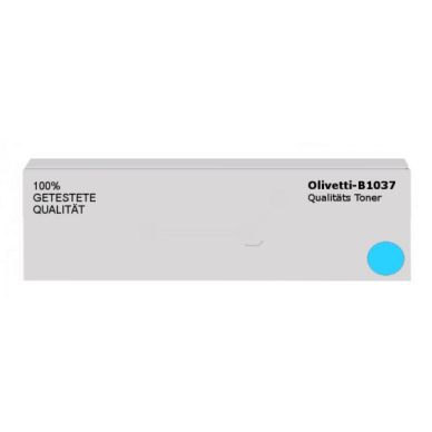 OLIVETTI Cartouche toner cyan 25.000 pages