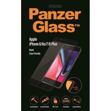 Panzerglass PanzerGlass iPhone 6+/6S+/7+/8+ Dybsort