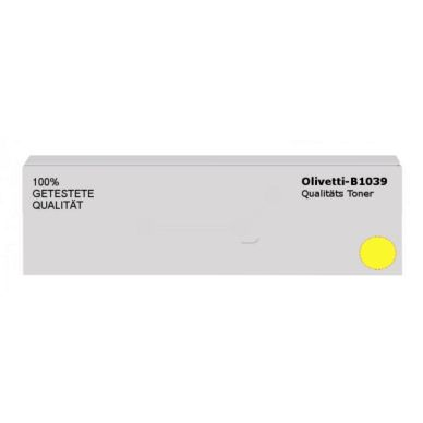 OLIVETTI Cartouche toner jaune 25.000 pages