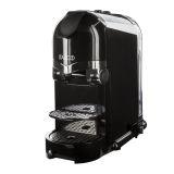 Italico Mivita kaffemaskin för kaffekapslar, svart