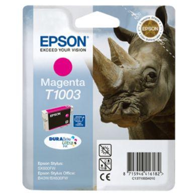 EPSON Mustepatruuna magenta T100 11,1 ml