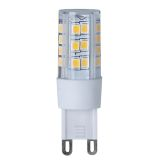 Illumination LED klar G9, 3,6 W
