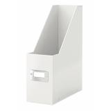 Magazine File Click & Store White
