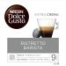 Dolce Gusto Ristretto Barista kaffekapsler, 16 port.