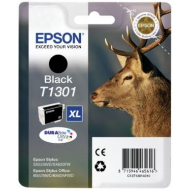 EPSON Mustepatruuna musta 25,4 ml