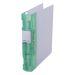 Gaffelpärm KebaFrost A4+ 55 mm grön