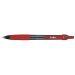 Kulpenna Artline EK-8410 med gummigrapp Röd