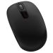 Microsoft Wireless Mobile Mouse 1850 Svart