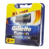 Gillette Fusion Proglide 8 pack rakblad