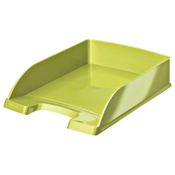 Brevkorg Leitz Plus WOW grön