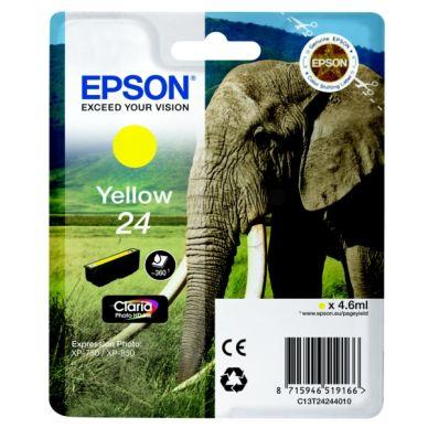 Epson Epson 24 Mustepatruuna keltainen, 360 sivua, EPSON