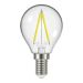 Airam LED Filament pallolamppu 2,6W E27 3-pack