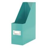 Tidsskriftsamler Click & Store WOW isblå