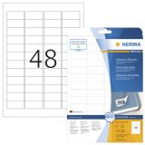 Etikett HERMA Movables 45,7x21,2 (25)