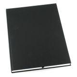 Anteckningsbok Grieg Design inb A4 linjerat svart