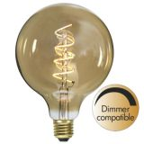Dekoration LED filament E27 G125 2000K 160lm Dimmer