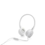 HP H2800 Headset hvit/sølv