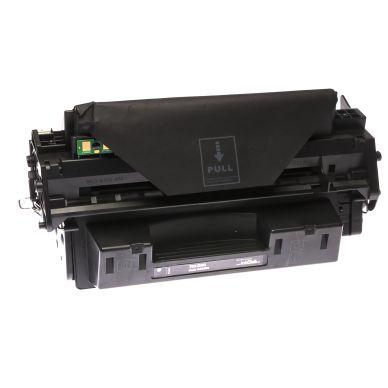 Toner laser - la propre marque d'inkClub. Le choix recommandé lorsque vous souhaitez imprimer de grands volumes à un prix bas. Fournit un nombre de copies équivalent ou supérieur au produit original. Trois ans de garantie.