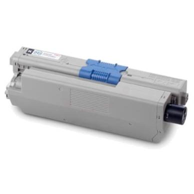 OKI C 511/531/MC 562 BK lasertoner – 44973508  – Sort 7000 sider