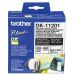 Etikett Brother universal 29x90 mm, 400 st