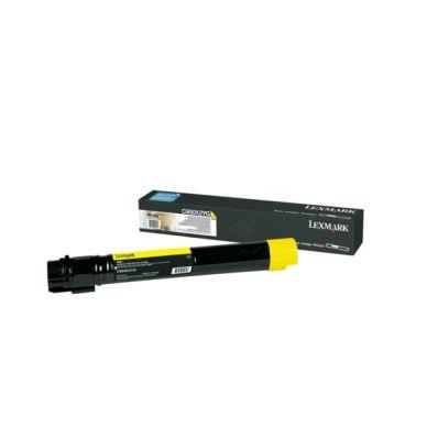 Bild LEXMARK Tonerkassette gelb, 22.000 Seiten, hohe Ergiebigkeit