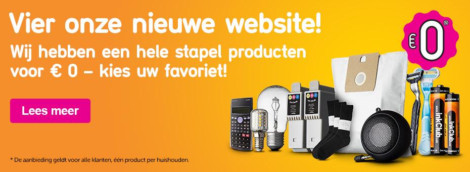 Wij hebben een hele staple producten voor 0 € – kies uw favoriet!